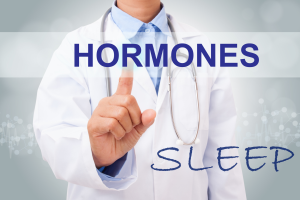 Sleep and hormones