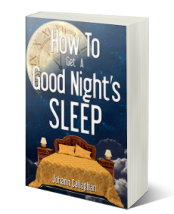 How to get a good night's sleep